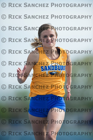 05-06-13 Sandburg Girls Track