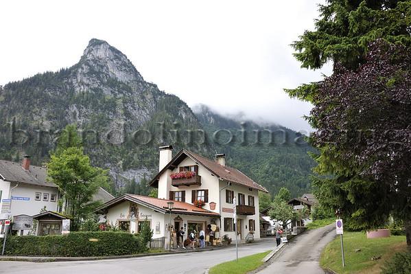Oberammergau, Germany (Wood Carving Village)