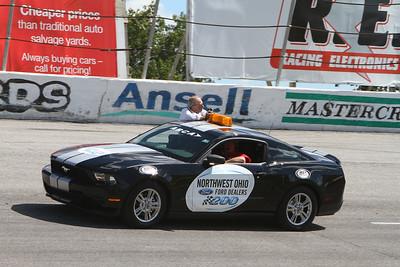 ARCA Remax Series, Toledo Speedway, Toledo, OH, September 12, 2010