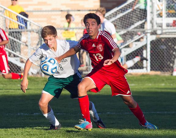 Goshen vs. Northridge Boys Soccer Sectional