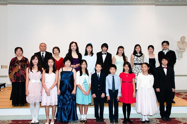 Shimada Recital 2013