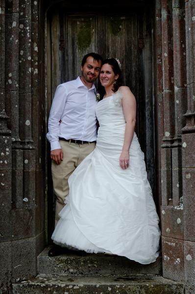 Van Huss and Mentheour Wedding