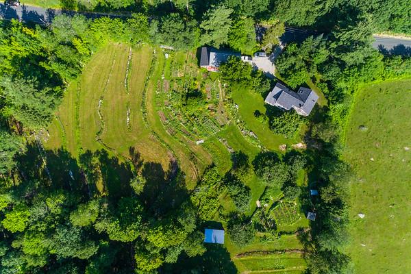 "New England Terracing - ""Flat Earth Farm"""