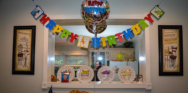 Ashton's 1st Birthday