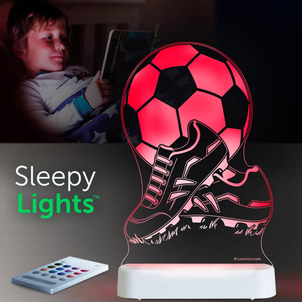 Aloka_Nightlight_Product_Shot_Lifestyle_Football&Boots_Black_Red_With_Remote.jpg