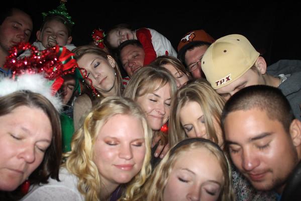 Family Christmas Parties