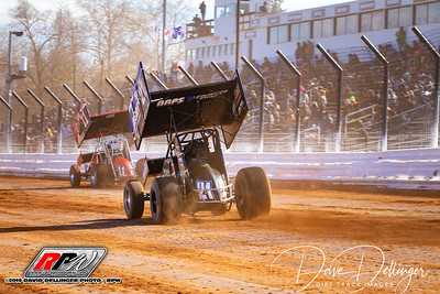 Williams Grove Speedway - 3/17/19 - David Dellinger