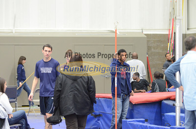 Field Events, Gallery 1 - January 18 MITS Meet at Macomb