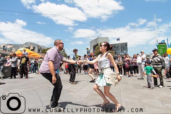 2015 Swing Dancing Melbourne