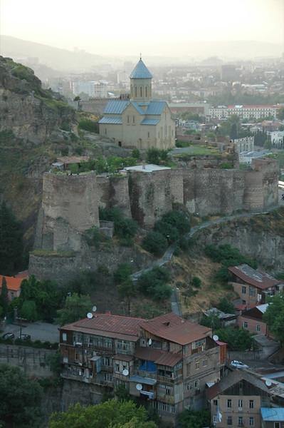 Narikala - Tbilisi, Georgia