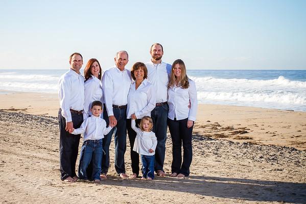 Carlstrom Family 2012