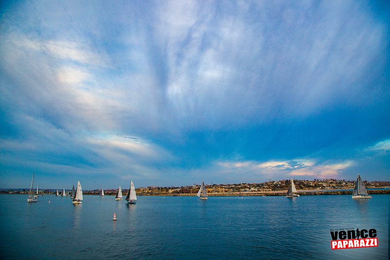 Marina del Rey, California.  Photo by www.VenicePaparazzi.com
