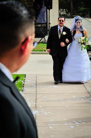 Brenda & Victor Ceremony