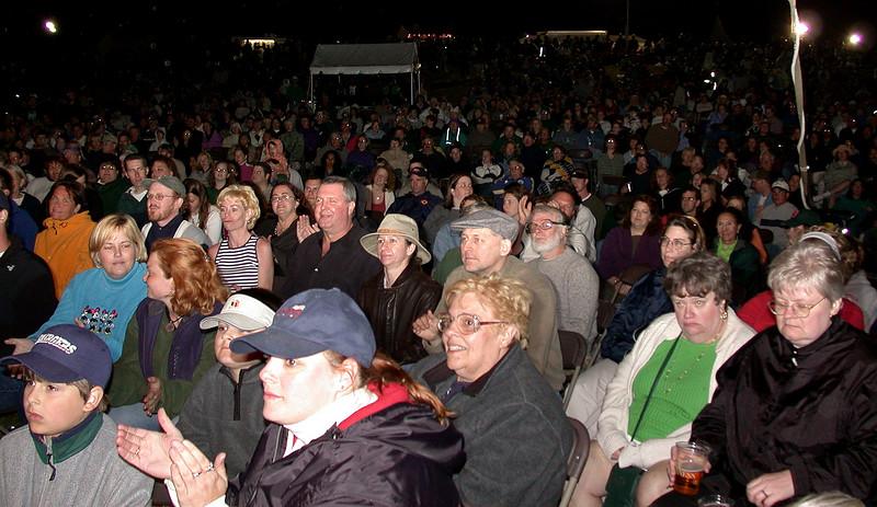 Gaelic Storm crowd
