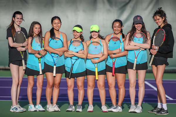 Ransom Everglades Tennis Team, 2017
