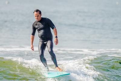 Brian Stone Surfing Long Beach 10-8-21