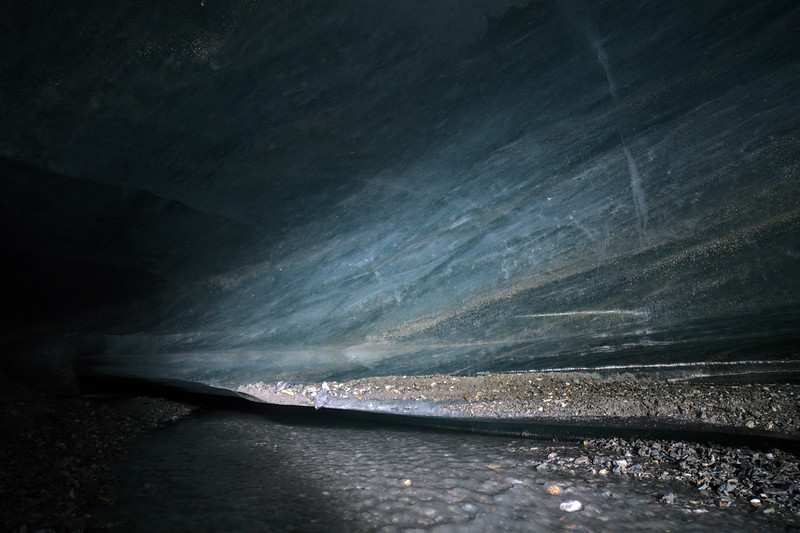Subglacial Stream