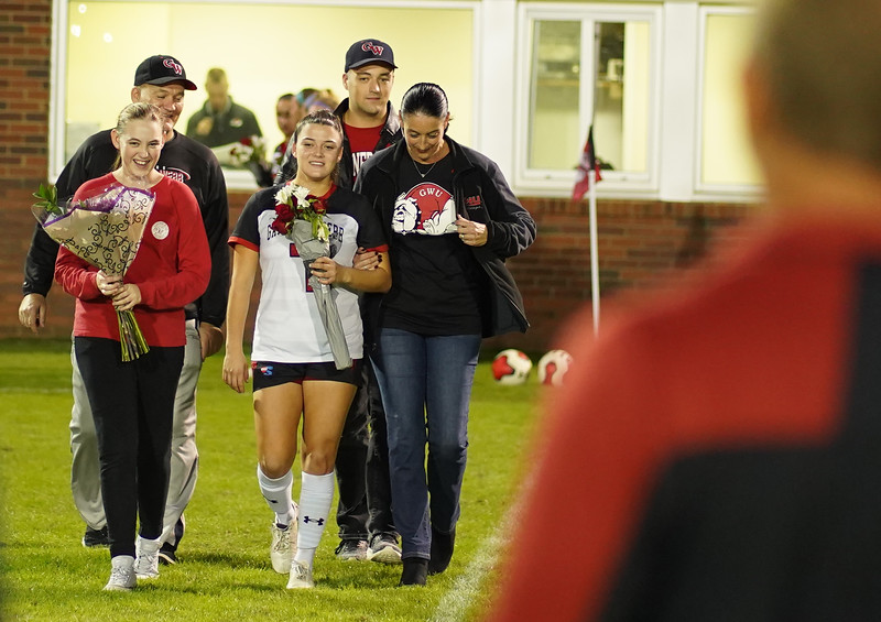 Women's Soccer vs. Longwood 10/26