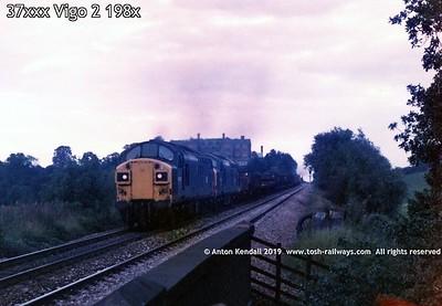 Class 37/0 - 37001-37099