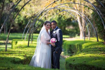 Bridgette and Julius - Wedding