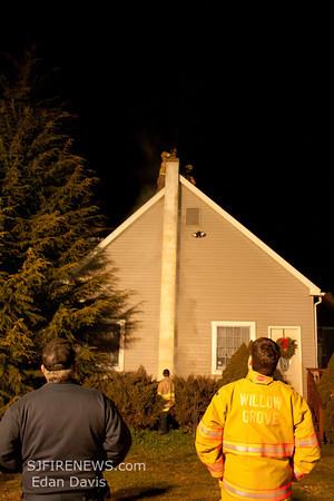 01-25-2012, Dwelling, Pittsgrove Twp. Salem County, 1230 Centerton Rd.