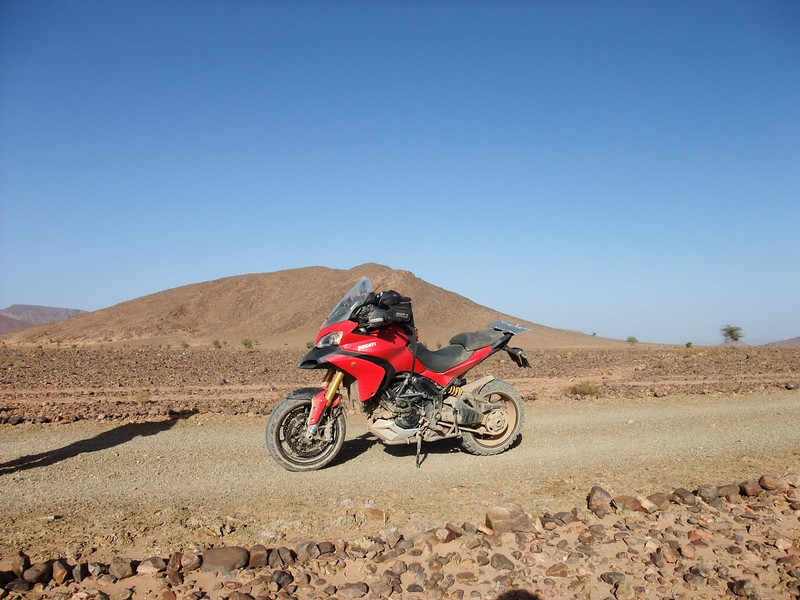 Timbuktu Challenge 2010 - Ducati Multistrada 1200