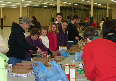 2010 Scout Food Drive