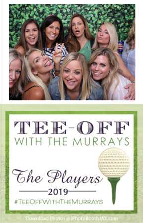 Tee-Off with the Murrays