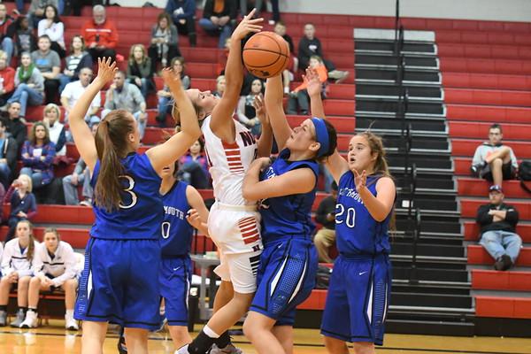 Varsity Girls Basketball vs Plattsmouth