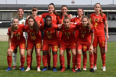 20190828 - Belgium U19 - Netherlands U19