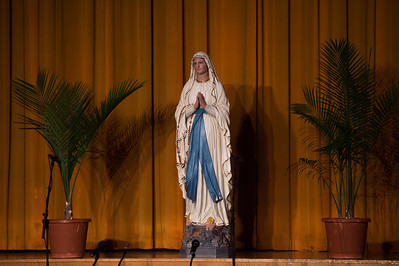 Blessed Virgin Mary, Mother of the Church Prayer Service – May 21, 2018
