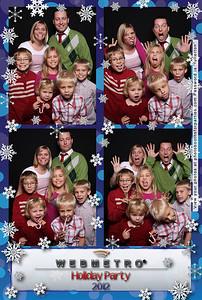 Web Metro Holiday Party