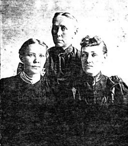 Thomas and Kjesten Goodletson Family
