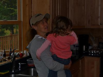 Hannah and Madelynn Pearson 9/09