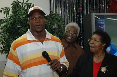 Mr Kamerion Wimbley The NFL Draft April 29, 2006