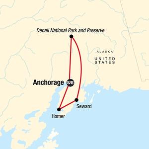 Epic Alaska Tour