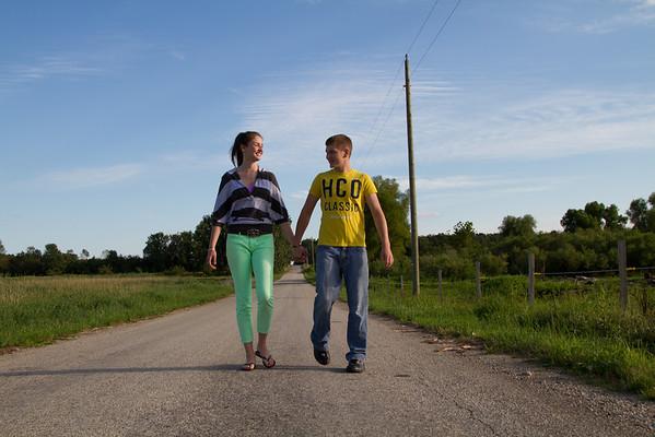 Dustin & Abby