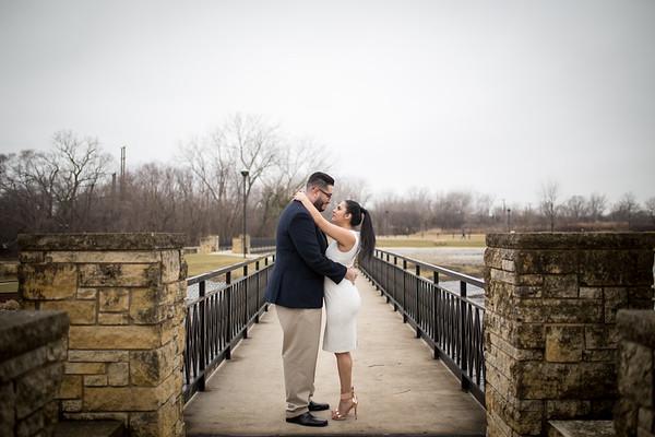 Pre-Wedding Portraits // Yesenia & Anthony