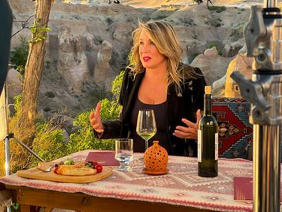 An American Abroad.  MarciaKimpton.com