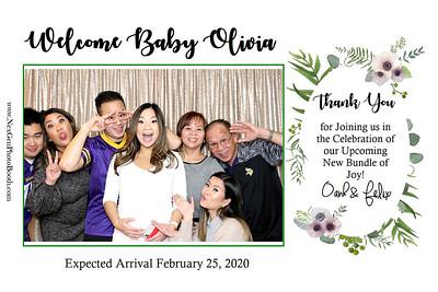 Oanh & Felix' s Baby Shower 1/11/2020