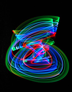 How to make Fire and Light Paintings