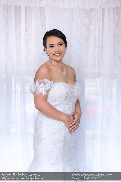 Annette and Mulinu's Wedding
