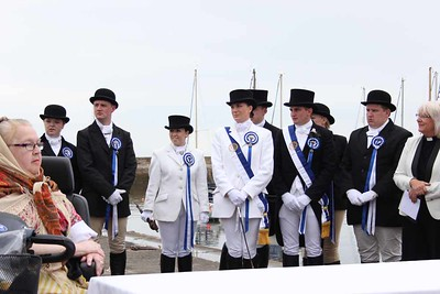 12 Harbour Ceremony