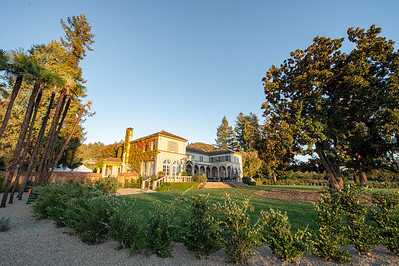 High-End Wine Launch Soire at Chateau St. Jean