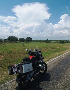Riding With Pavo 5/23/09