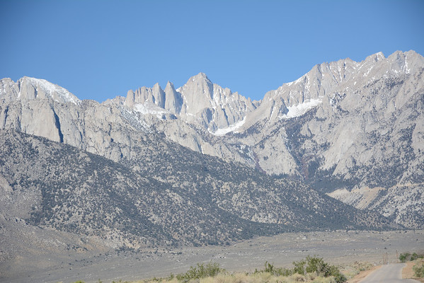Mt. Whitney March 26-29, 2015