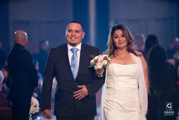 Matrimonios colectivos 2018