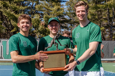 Princeton vs Dartmouth Men's Tennis