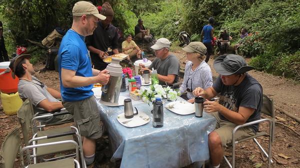 Mt Kilimanjaro 2015