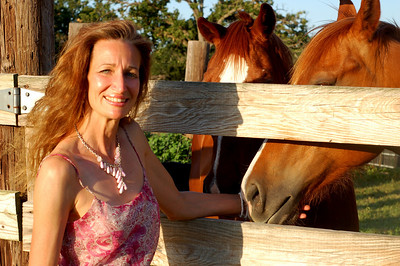 Marie Tedei and her Life on the Farm